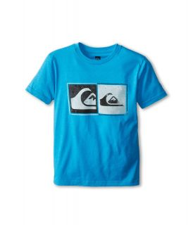 Quiksilver Kids After Hours Tee Boys T Shirt (Blue)