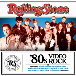 Rolling Stone Presents 80s Video Rock