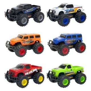 New Bright Imports NEW BRIGHT   4X4 TRUCKS LICENSE