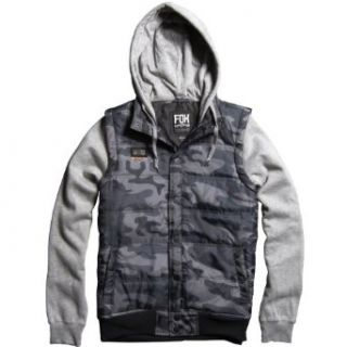 Fox Racing Parnell Jacket   Small/Charcoal Camo Automotive