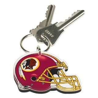 "Washington Redskins Official NFL 3"" Key Ring Keychain by Wincraft Automotive"