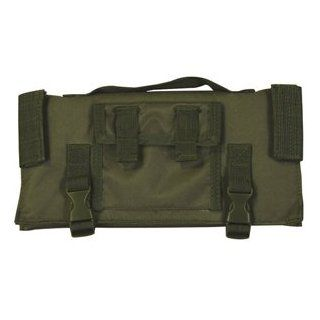 Olive Drab Tactical Scope Protector (Army, Military, Police, & Security Type)  Gun Cases And Bags  Sports & Outdoors