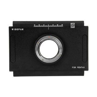 Fotodiox 10 LA 4x5 PK P1 Pro Lens Mount Adapter, 4x5 Field Camera to Pentax K Mount Camera Fits Cambo, Linhof, Calumet, Horseman, Omega, Toyo, Kodak with Graflok Back on Digital Pentax Bodies and More  Toyo Lens Board  Camera & Photo