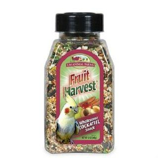 L/M Animal Farms B00733 Fruit Harvest Tiel Peanut Pet Food, 2 Ounce