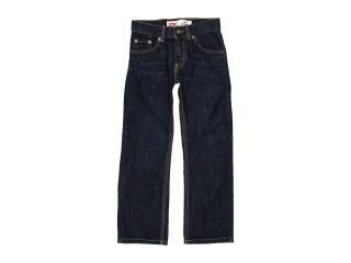 Levis Kids Boys 505 Regular Fit Jean Slim Big Kids Midnight