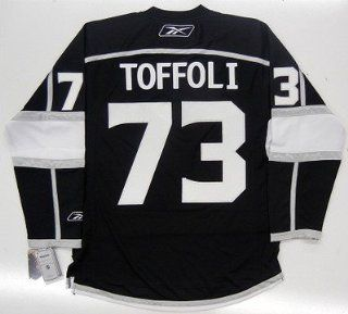 Tyler Toffoli Los Angeles Kings Home Reebok Jersey   Medium  Sports Fan Jerseys  Sports & Outdoors