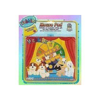 Webkinz Wheel of Wow Mousepad and Webkinz White Terrier Dog Toys & Games