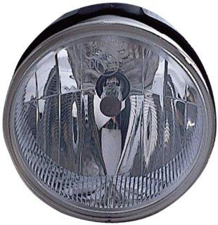 OE Replacement Jeep Cherokee/Wagoneer Driver Side Fog Light Assembly (Partslink Number CH2592125) Automotive
