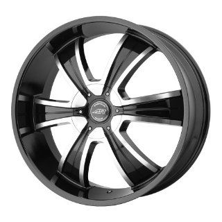 "American Racing AR894 Gloss Black Wheel with Machined Face (18x8""/6x5.5"") Automotive"