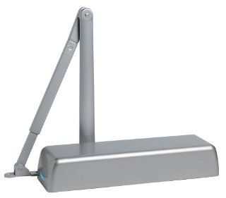 Global TC4300 AL Commercial Heavy Duty Door Closer, Aluminum