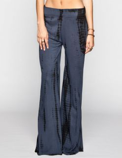 Horizon Womens Wide Leg Pants Charcoal In Sizes Large, Medium, Small Fo