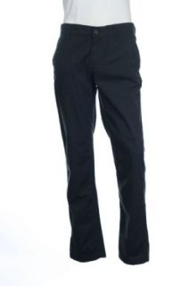 INC International Concepts Men's Blue Flat Front Dress Pants at  Men�s Clothing store