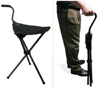 Portable Walking Chair (Cane / Stool) from The Stadium Chair Company Sports & Outdoors