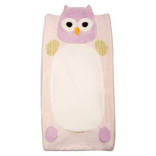 CoCaLo Plushy Sweet Owl Changing Pad Cover