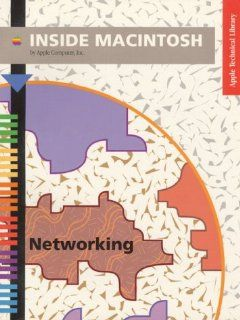 Inside Macintosh Networking Apple Computer Inc 9780201622690 Books