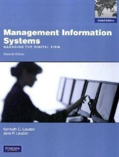 Management Information Systems Kenneth C. Laudon 9780136093688 Books