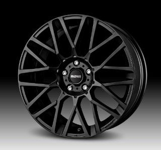MOMO Car Wheel Rim   Revenge   Matte Black   16 x 7 inch   5 on 114.3 mm   42 mm offset   Part # RV70651442B Automotive