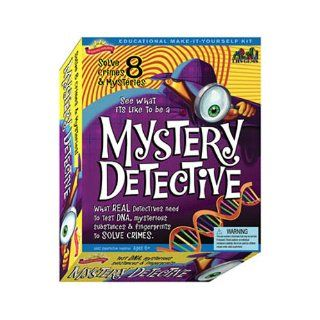 Scientific Explorer's Mystery Detective CSI for Kids Science Kit Toys & Games