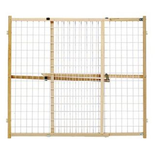Wide Wire Mesh Gate by North States Industries
