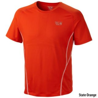 Mountain Hardwear Mens Way2Cool Short Sleeve Tee 704254