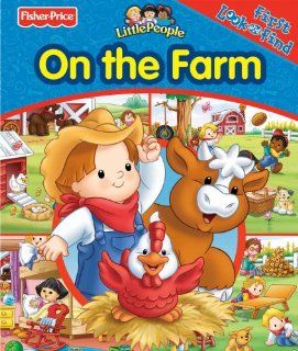 On the Farm (Fisher Price Little People (Publications International)) SI Artists 9781412775687  Kids' Books