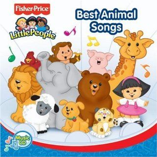 Fisher Price Little People Best Animal Songs Music