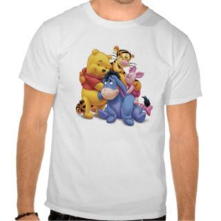 Winne the Pooh and Friends Disney Tee Shirt