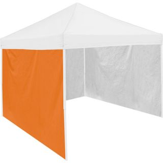 Logo Chair NCAA Orange Tent Side Panel Outdoor Sports