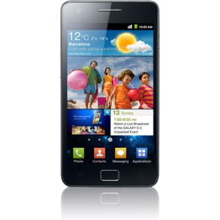 Samsung Galaxy S2 I9100 Unlocked Phone, Samsung Android GSM Phone, Touch Screen Android Phones, Unlocked GSM Phones