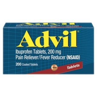 Advil® Pain Reliever and Fever Reducer Tablets