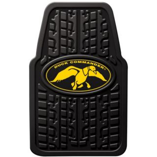 Hatchie Bottom Duck Commander Front Floor Mats Yellow pair 757300