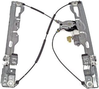 Dorman 751 251 Ford F 150 Rear Passenger Side Power Window Regulator with Motor Automotive