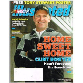 NASCAR ILLUSTRATED Magazine (July 2013) Clint Bowyer Home Sweet Home Books