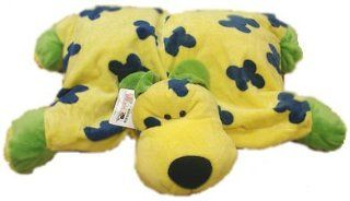 Duncan the Puppy Dog Plush Stuffed Pillow Animal by Russ Berrie Toys & Games