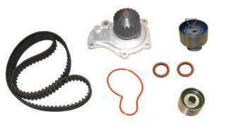 CRP Industries PP265LK3 Engine Timing Belt Kit with Water Pump Automotive