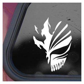 Bleach White Sticker Decal Ichigo Kurosaki Laptop Die cut White Sticker Decal Automotive