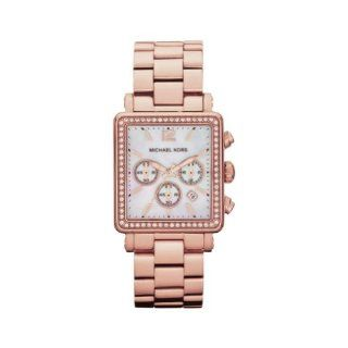 Michael Kors Women's MK5571 Hudson Rose Gold Watch at  Women's Watch store.