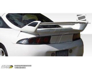 1995 1999 Mitsubishi Eclipse Eagle Talon Duraflex GT R Wing Trunk Lid Spoiler   1 Piece Automotive