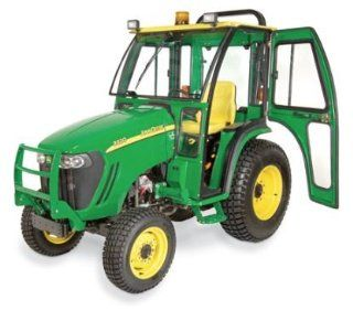 John Deere Compact Tractor Soft Sided Deluxe Cab. Fits John Deere 4120, 4320, 4520, 4720, 4510, 4610, 4710 275 2749. 1JD4120SS Automotive