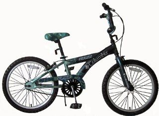 Columbia Camo 20 Inch Boy's Bike  Sports & Outdoors