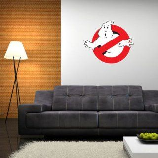 "Ghostbusters Wall Graphic Decal Sticker 25"" x 22""   Wall Decor Stickers"