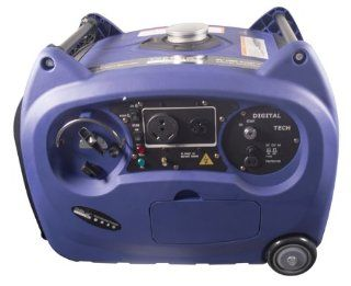 Boliy PRO3600SIE QBlue RV Pro 3700 Electric Start Generator Automotive