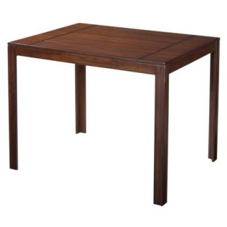 Andres Distressed Counter Height Pub Table   Esp