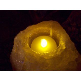 12 Pack Tealight Candle LED White, Yellow Flickering Flame   Flameless Candles