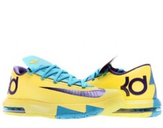 Nike KD VI Mens Basketball Shoes 599424 700 Basketball Shoes Shoes
