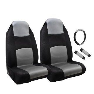 Pilot Automotive SC 305G Neoprene Combination Seat Cover Kit, (5 Piece) Automotive