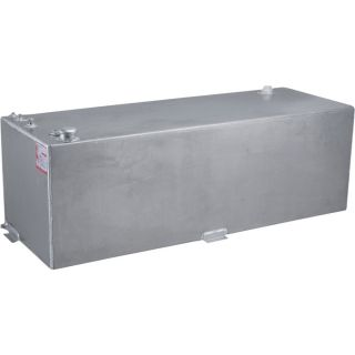 RDS Rectangular Auxiliary Transfer Fuel Tank — 80 Gallon, Smooth, Model# 71792  Auxiliary Transfer Tanks