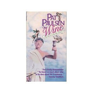 Pat Paulsen on Wine  Three Cheers for the Red, White & Rose Pat Paulsen Movies & TV
