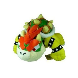 Nintendo Super Mario Bowser Plush Doll 13 inches Toys & Games