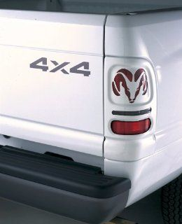 V Tech 27193 Big Horns Style Tail Light Cover Automotive